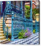 Rutledge House Inn Acrylic Print