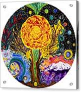 Sacred Union Acrylic Print