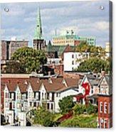 Saint John New Brunswick Acrylic Print