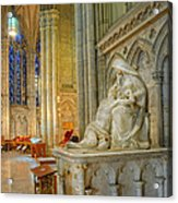 Saint Patricks Cathedral Acrylic Print