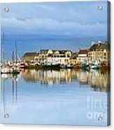 Saint-vaast-la-hougue Normandy France Acrylic Print