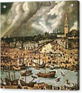 Sanchez Coello, Alonso 1531-1588. The Acrylic Print
