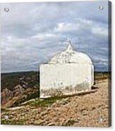 Santuary In Cape Edge Acrylic Print