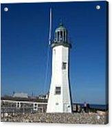 Scituate Lighthouse Acrylic Print