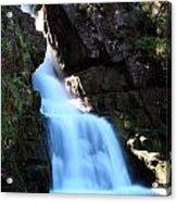 Scotish Waterfall  Acrylic Print