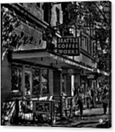 Seattle Coffee Works Acrylic Print