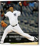 Seattle Mariners V New York Yankees Acrylic Print