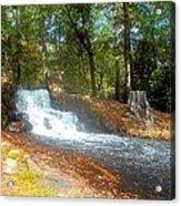 Serenity Creek Acrylic Print