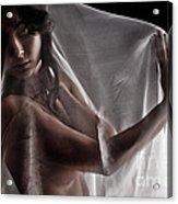 Sheer Nude Acrylic Print