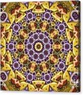 Kaleidoscope 43 Acrylic Print