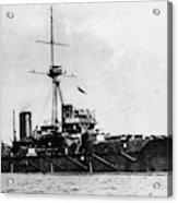 Ships Hms 'dreadnought Acrylic Print