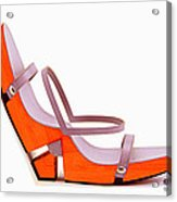 Shoe Love Acrylic Print