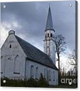 Sigulda Church Acrylic Print