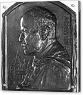 Sir Ronald Ross (1857-1932) Acrylic Print