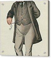 Sir William Jenner Acrylic Print