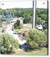 Six Flags America - 12121 Acrylic Print