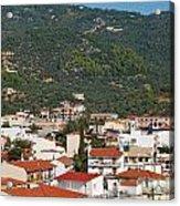 Skiathos Island Greece Acrylic Print