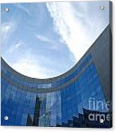 Skyscraper Acrylic Print