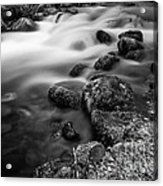 Slow Creek Acrylic Print