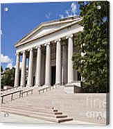 Smithsonian National Gallery Of Art Acrylic Print