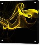 Smoke 3 Acrylic Print
