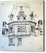 Sobanski Palace Acrylic Print