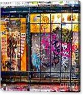 Social Conscience Acrylic Print by Lauren Leigh Hunter Fine Art Photography