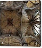 Spain. Barcelona. Church Of Santa Mar�a Acrylic Print