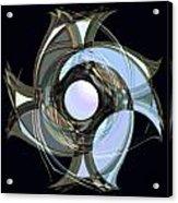 Spinners 7 Acrylic Print