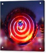 Spinning Top Acrylic Print