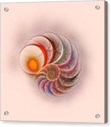 Spirale Acrylic Print