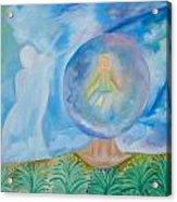 Spirit Lives Forever Acrylic Print