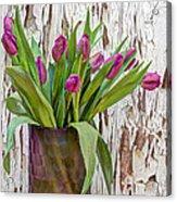 Spring Delight Acrylic Print
