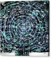 Square Spiral Acrylic Print
