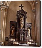 St John The Baptist Acrylic Print