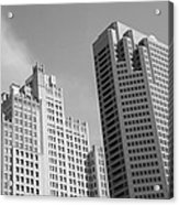 St. Louis Skyscrapers Acrylic Print