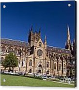 St. Mary's Cathedral Acrylic Print