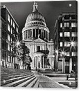St Paul's London Acrylic Print