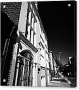st saviours house home to united st saviours charity union street London England UK Acrylic Print