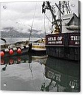 Star Of The Sea Acrylic Print