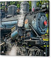 Steam Power Acrylic Print