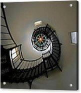 Steps To Beam Acrylic Print