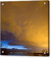 Storm Front Acrylic Print