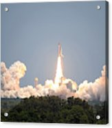 Sts-132, Space Shuttle Atlantis Launch Acrylic Print