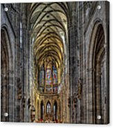 St.vitus Cathedral Acrylic Print