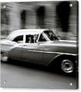 The Zen Of Havana Acrylic Print