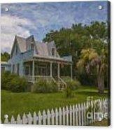 Sullivan's Island House Acrylic Print