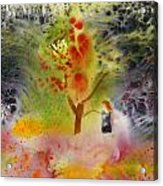 Summer Fantasy Acrylic Print