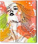 Summer Of Freedom Acrylic Print