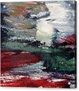 Sun And Sea Acrylic Print